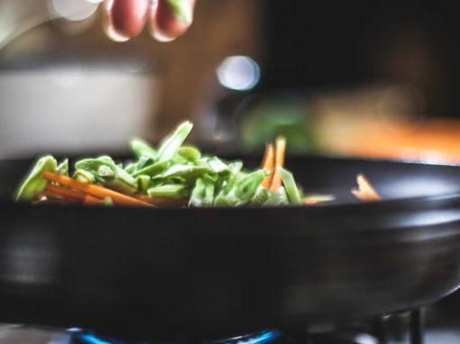 Une marque d'équipement de cuisine sous WordPress