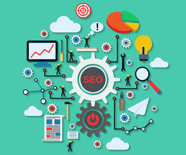 Stack d'outils SEO